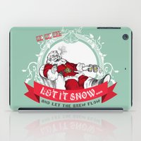 Tis the season to be Jolly iPad Case