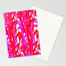 Urban Pink Stationery Cards