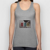 simplicity is freedom Unisex Tank Top