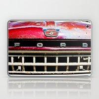 Old Ford Laptop & iPad Skin