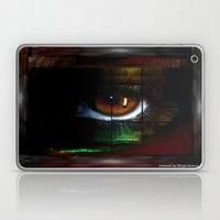 Window Of The Soul Laptop & iPad Skin
