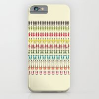 iPhone & iPod Case featuring People by Judy Kaufmann