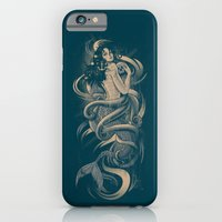 iPhone & iPod Case featuring Sirena by Jorge Garza