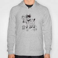 Beelzebub's Best Friends Hoody