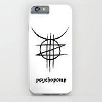 PSYCHOPOMP - White iPhone 6 Slim Case