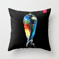 Our Trophy Throw Pillow