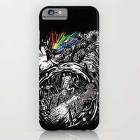 Dark Side of the Rainbow iPhone 6 Slim Case