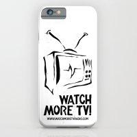 Watch More TV Radio iPhone 6 Slim Case