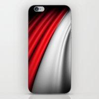 Flag Of Poland iPhone & iPod Skin