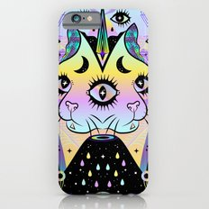 Power of Three Cats iPhone 6 Slim Case