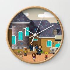 Super Arrested Development  Wall Clock
