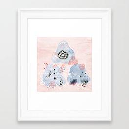 Framed Art Print - A Great Adventure - Esthera Preda