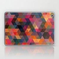 Triangle Coloured Pattern Laptop & iPad Skin