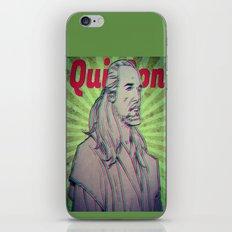 Qui-Gon Jinn iPhone & iPod Skin
