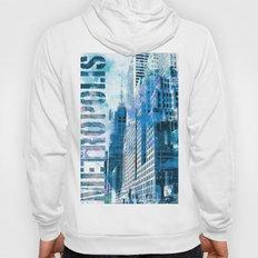 Urban Blue Hoody