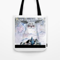 Night creature Tote Bag