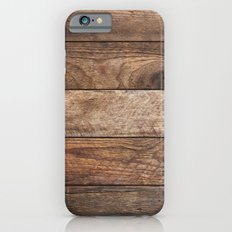 Vintage Wood iPhone 6 Slim Case