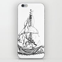 Melo The Explorer, Oct '… iPhone & iPod Skin