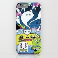 Spooky Spirits  iPhone 6 Slim Case