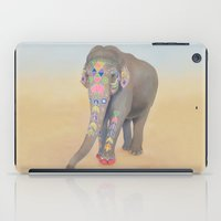 Painted Lady, Sujatha iPad Case