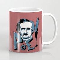 Edgar Allan Poe.... Very… Mug