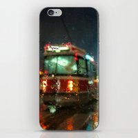 Streetcar Interruptus iPhone & iPod Skin