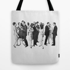 the cold war Tote Bag