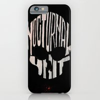 iPhone & iPod Case featuring NU skull by RAIKO IVAN雷虎