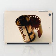 The last kodak film iPad Case