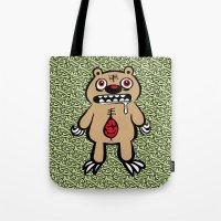ZOMBEAR Tote Bag