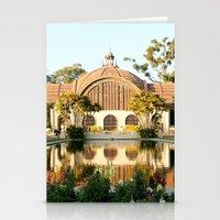 Balboa Park Stationery Cards