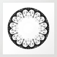 Dream Kaleidoscope  Art Print