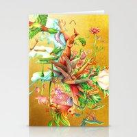 生まれサークル Um… Stationery Cards