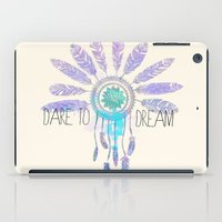 Dare To Dream iPad Case