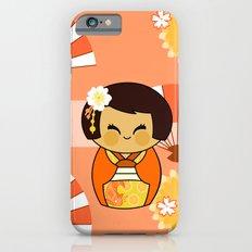Kokeshi Momo Slim Case iPhone 6s