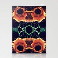 Virus Stationery Cards