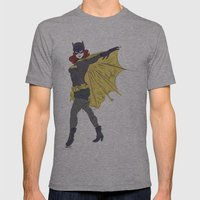 Batgirl [ Alt ] #1 Mens Fitted Tee Athletic Grey SMALL