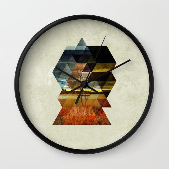 rmyx^gyld^stylk Wall Clock