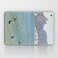 Ipanema Beach Surfers Laptop & iPad Skin