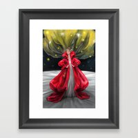Faerie Queen Framed Art Print