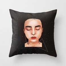 never let me go Throw Pillow