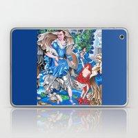 Blue Fairy, Sam Fan Art Laptop & iPad Skin