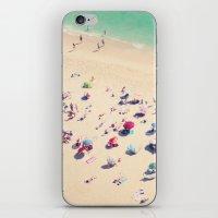 beach love - Nazare iPhone & iPod Skin