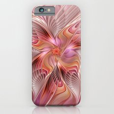 Abstract Butterfly, Fantasy Fractal iPhone 6 Slim Case