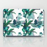 Midnight Iris iPad Case