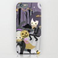 Halloween Walk iPhone 6 Slim Case