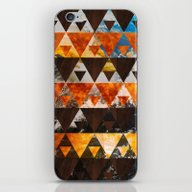Four Elements iPhone & iPod Skin