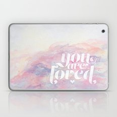 You Are Loved Pastel Wat… Laptop & iPad Skin
