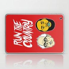 Run The Country Laptop & iPad Skin