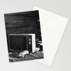 Kill Your TV Stationery Cards